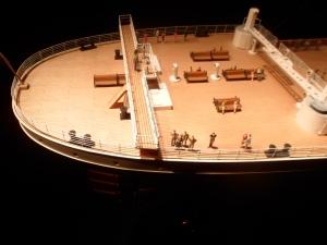 La poupe du Titanic